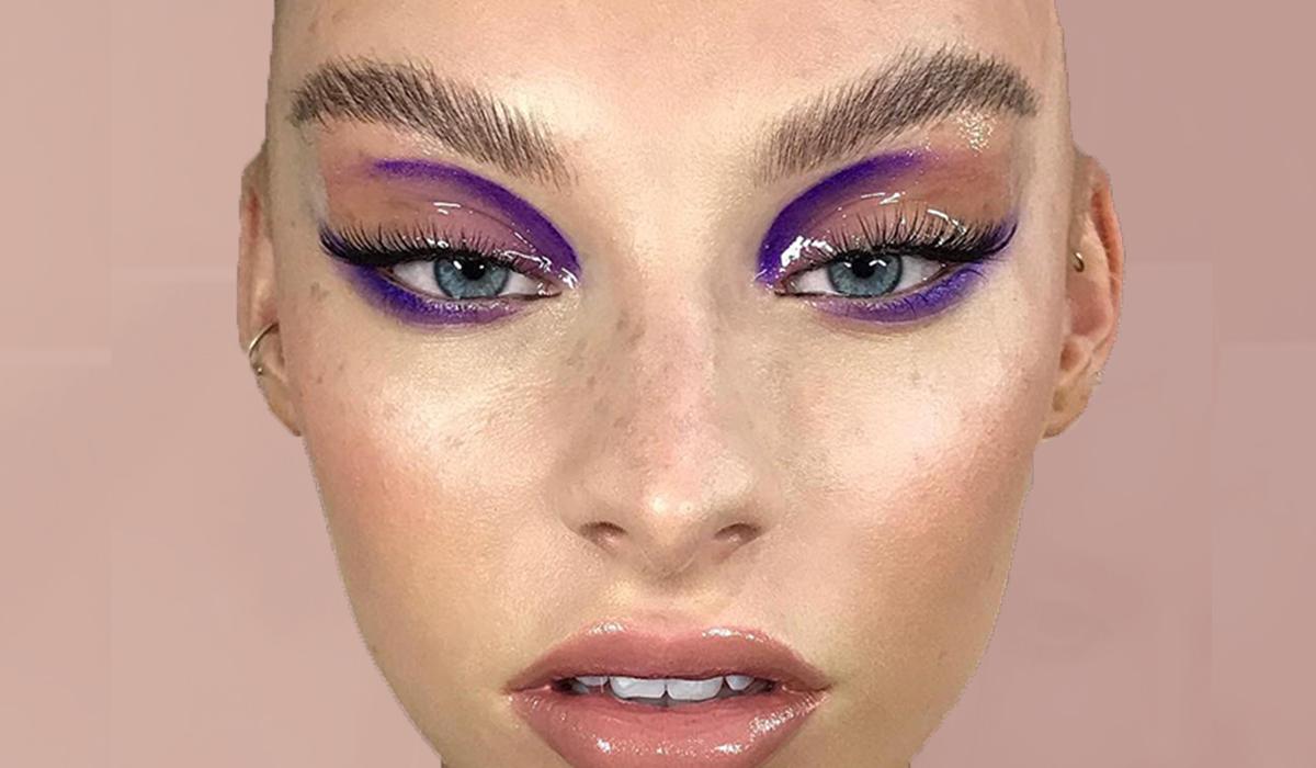 looks runway makeup fall inspired try beauty basic allowed nbga