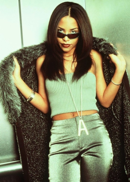 how the trendsetting rb queen aaliyah influenced the