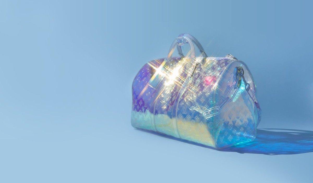 NBGA Transparent Bags