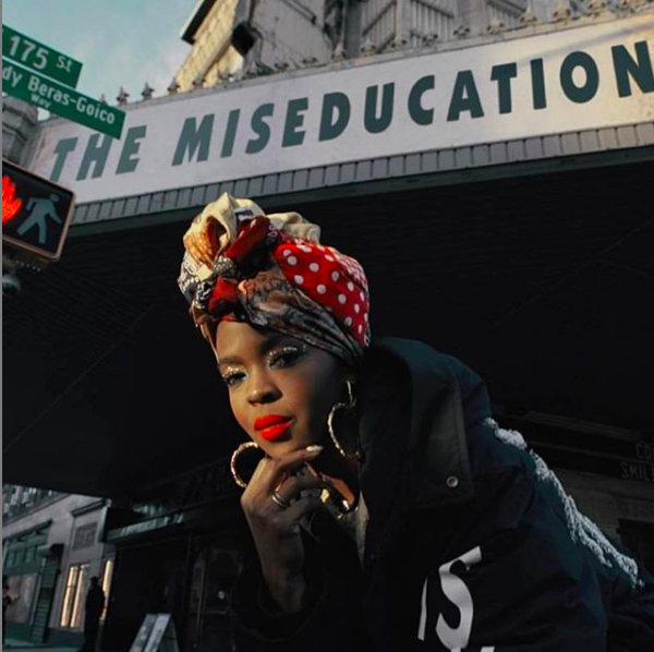 A Palace Fit For A Queen: Celebrating 21 Years Of The Miseducation