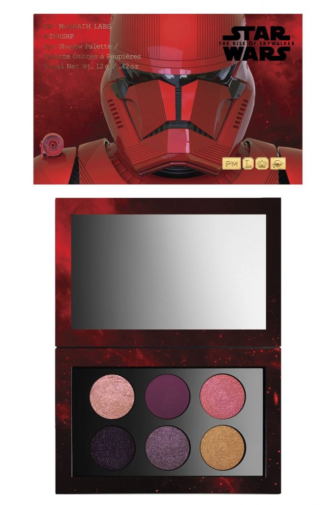 Pat McGrath Star Wars Dark Galaxy Palette
