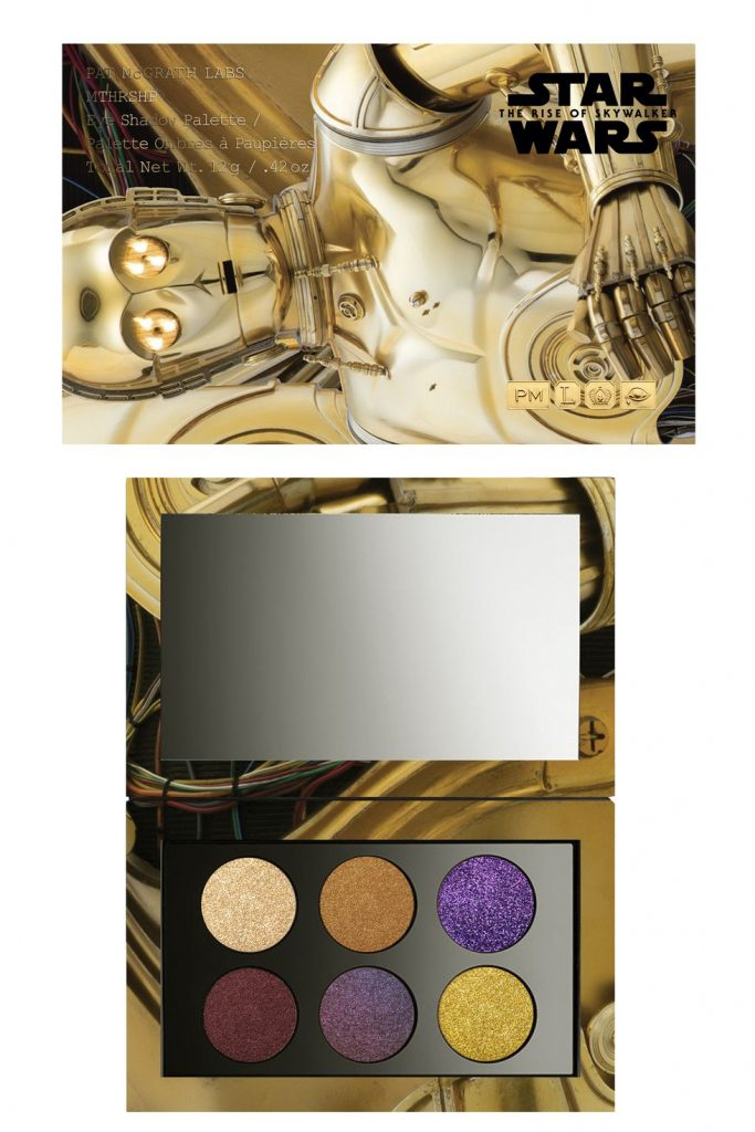 Pat McGrath Star Wards Galatic Gold Palette