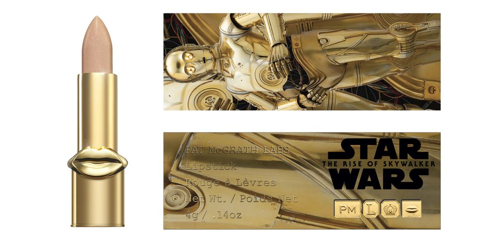 Pat McGrath Star Wars Gold Astral Lip Fetish Lip Balm