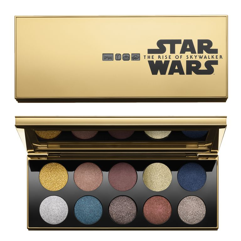 Pat McGrath Star Wars Gold Decadence Eyeshadow Palette
