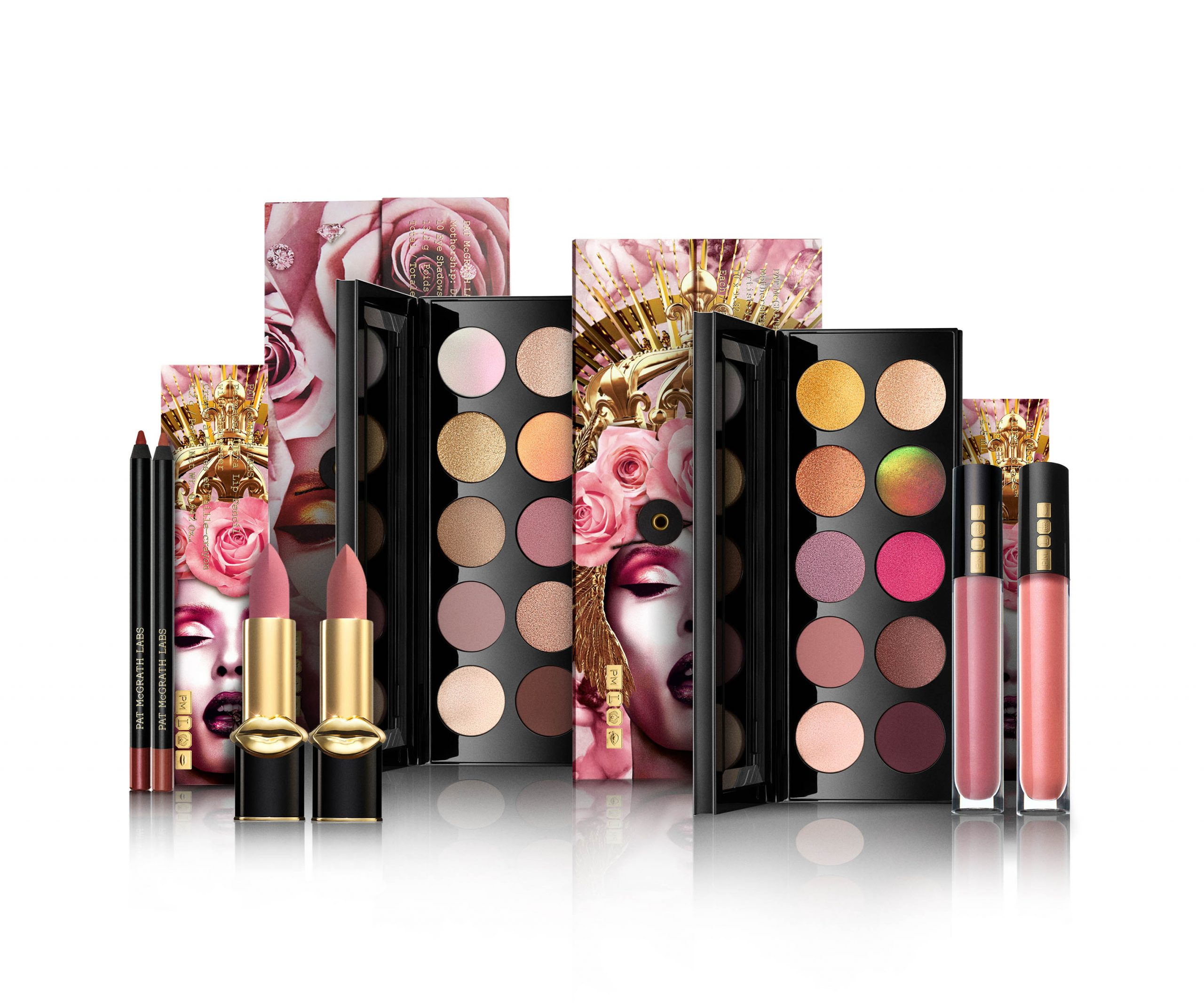 Pat McGrath Divine Rose Collection